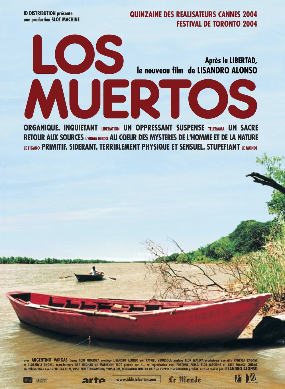 Lors Muertos  by  Lisandro Alonso