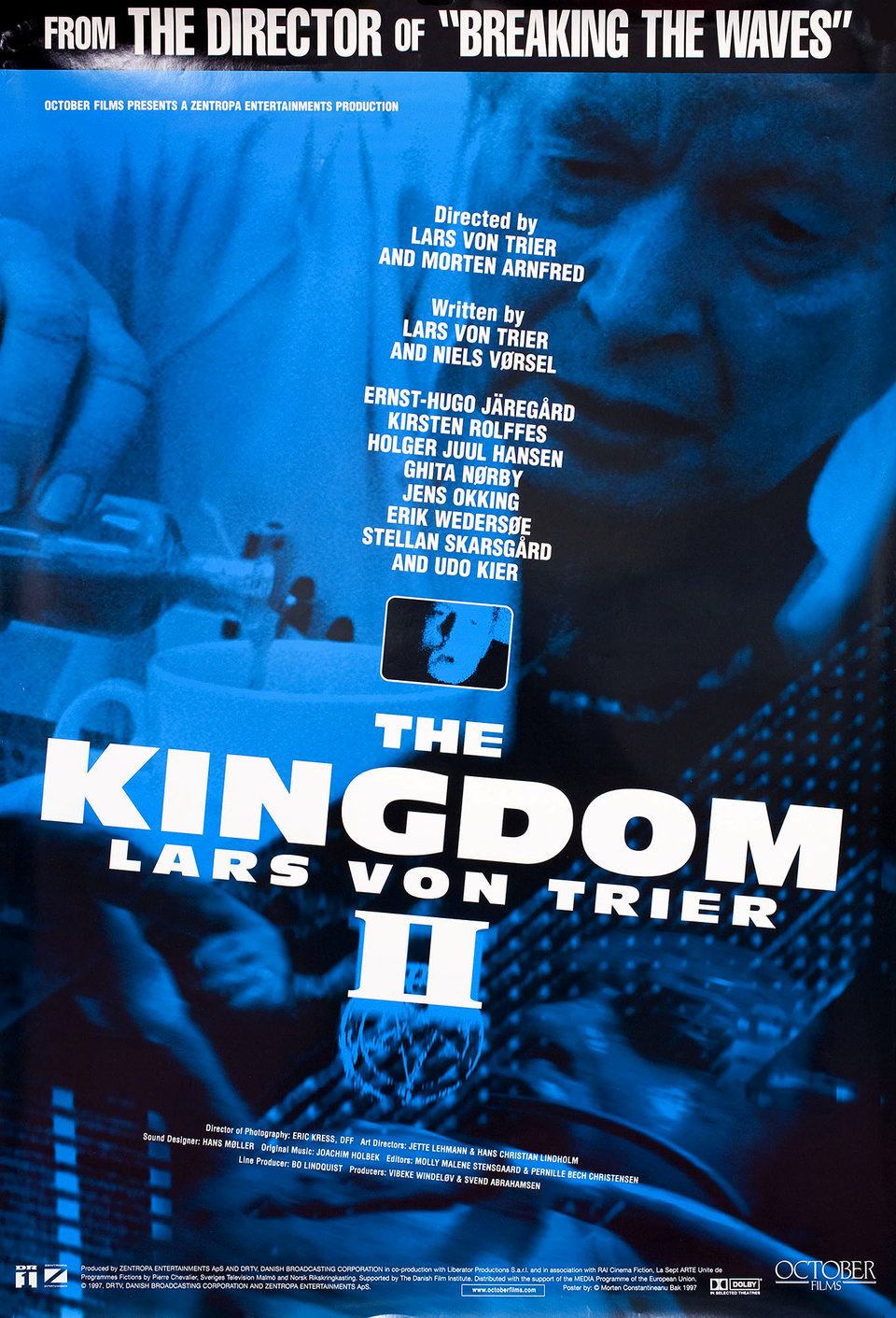 The Kingdom II  by  Lars Von Trier