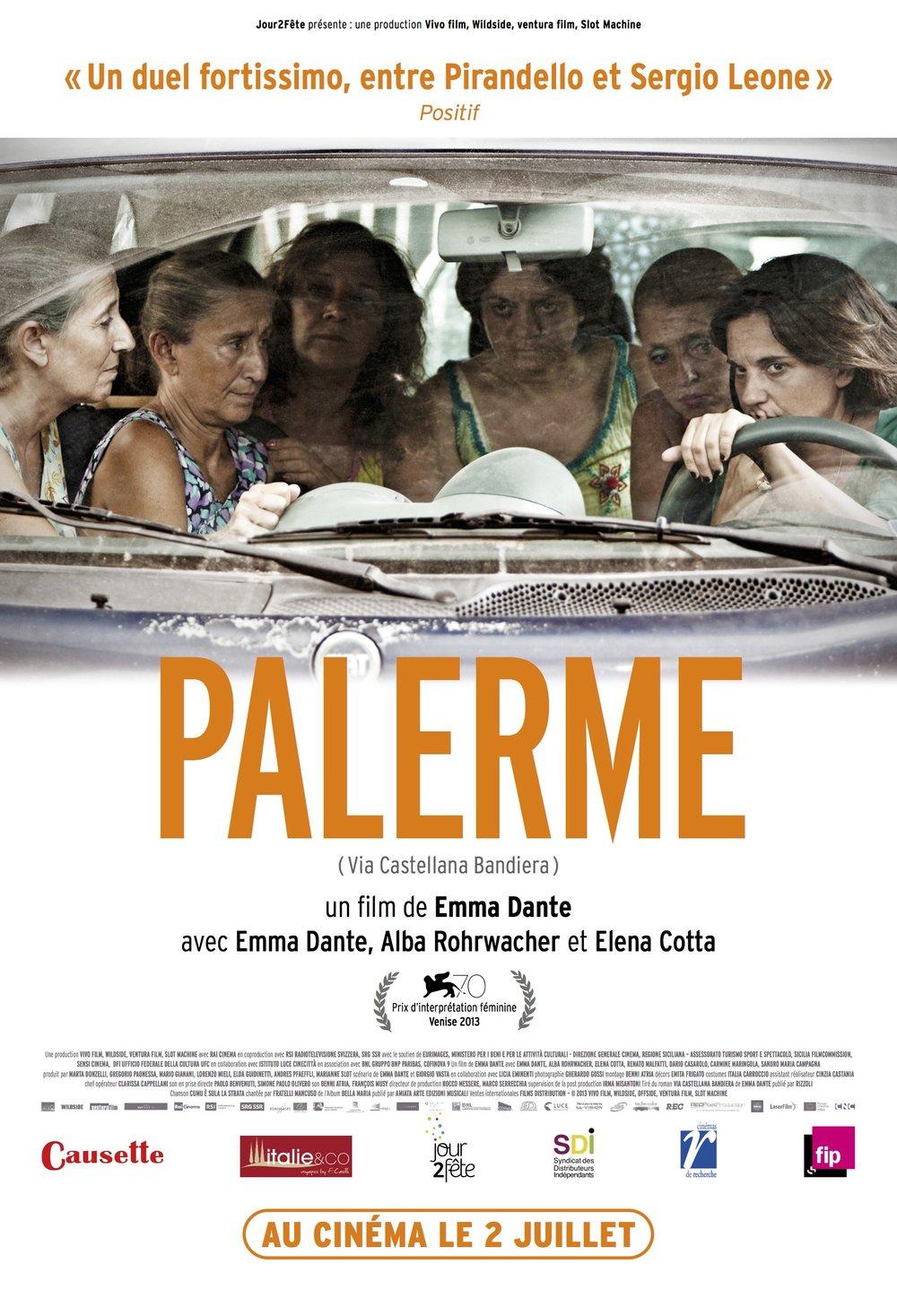 Palerme  by  Emma Dante