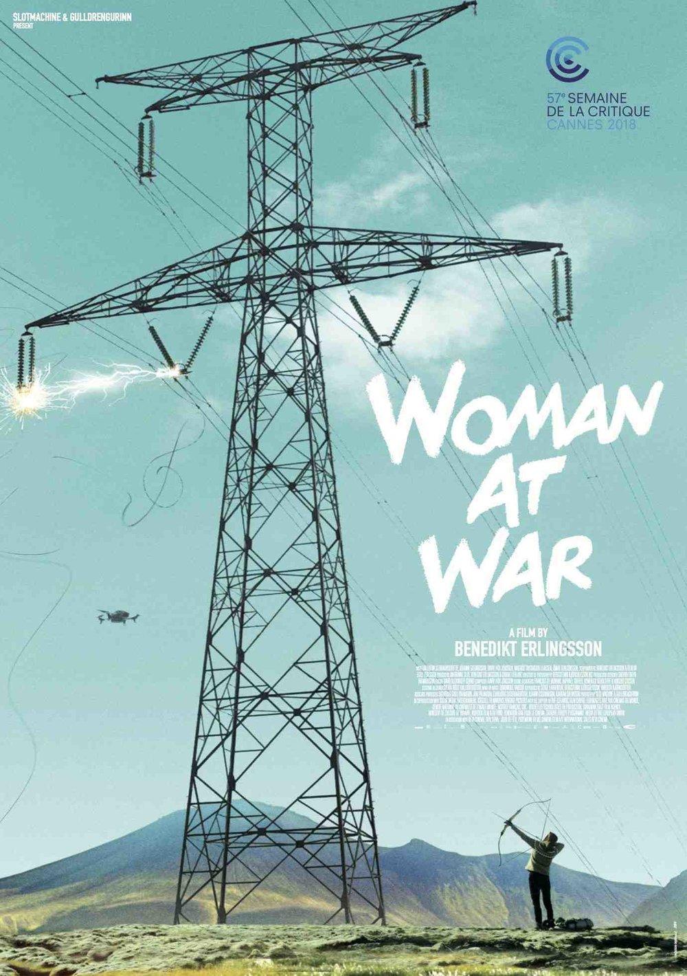 Woman at War  by  Benedikt Erlingsson