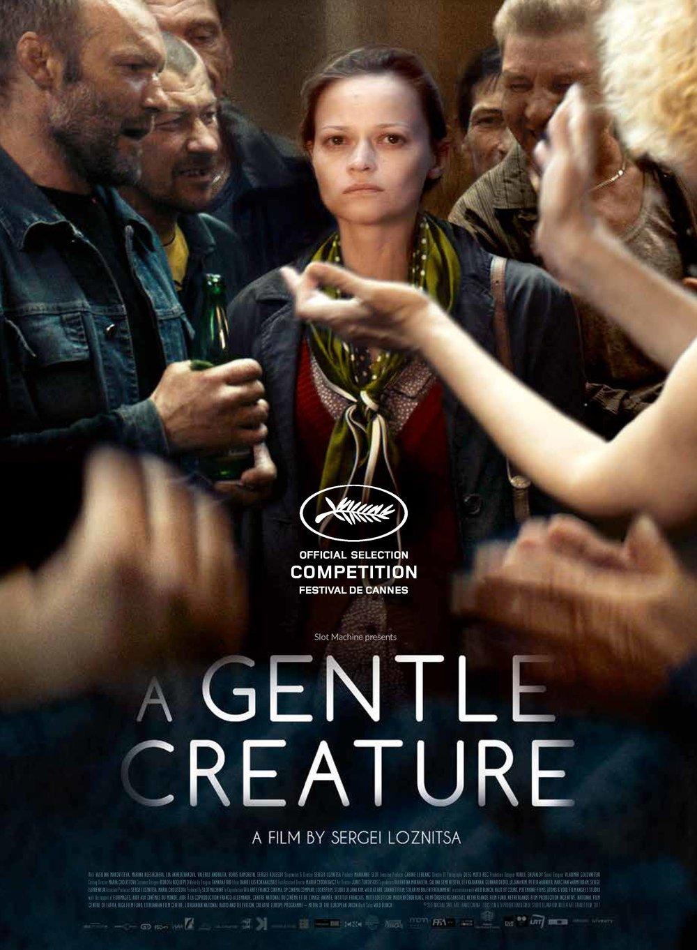 A Gentle Creature  by  Sergei Loznitsa