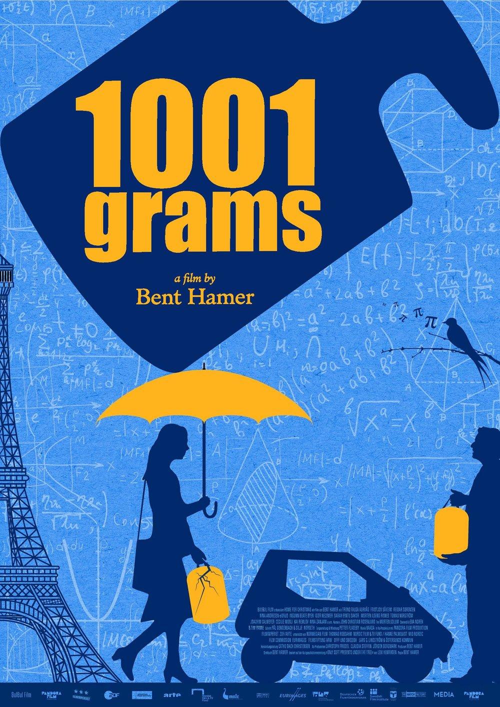 1001 Grams  by  Bent Hamer