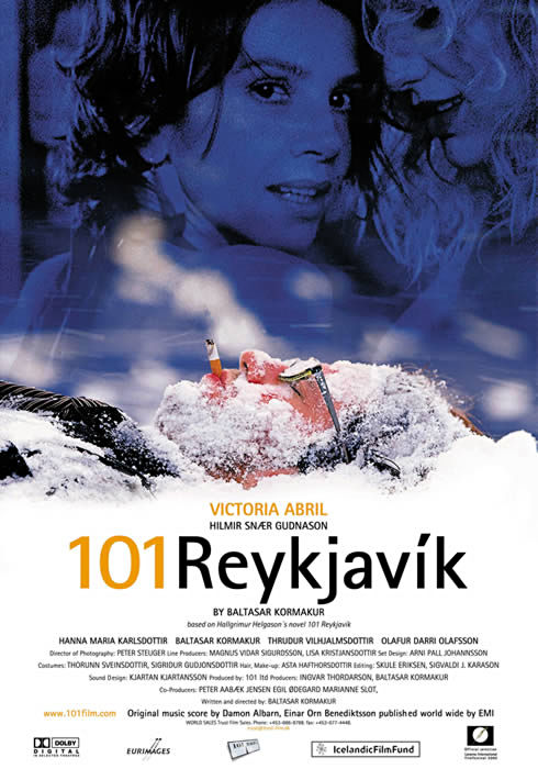 101 Reykjavik  by  Baltasar Kormakur