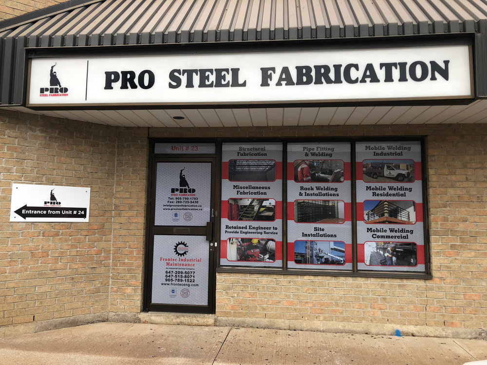 Pro Steel Fabrication