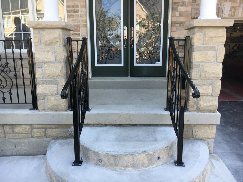Custom Railing Project
