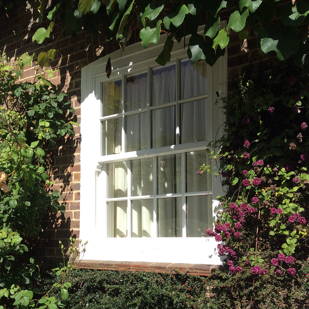 Vertical Sliding Sash Windows -
