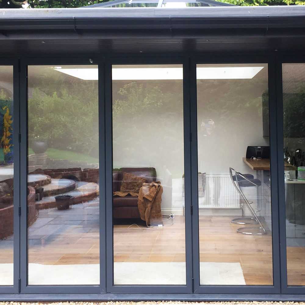 Bi-Fold Doors -