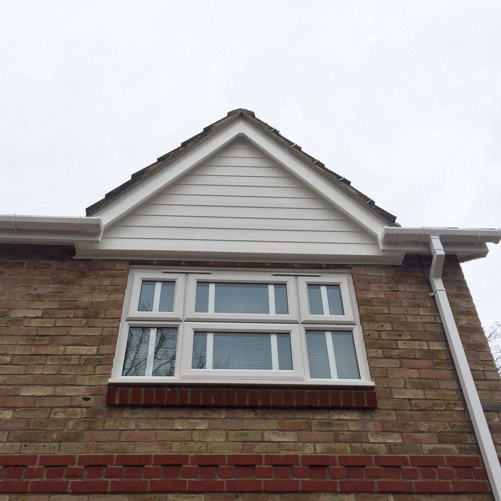 Roofline & Cladding -