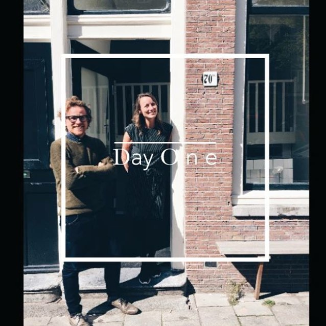 Our day one! Ok it was a few months ago but so much has happened since! Founders Jean-Pierre and Lian opened the door on a sunny day in September '15! #coworkingspace #westerlab #amsterdamwest #amsterdam #creativeentrepreneurs #creativespace #coworking #jordandistrict
