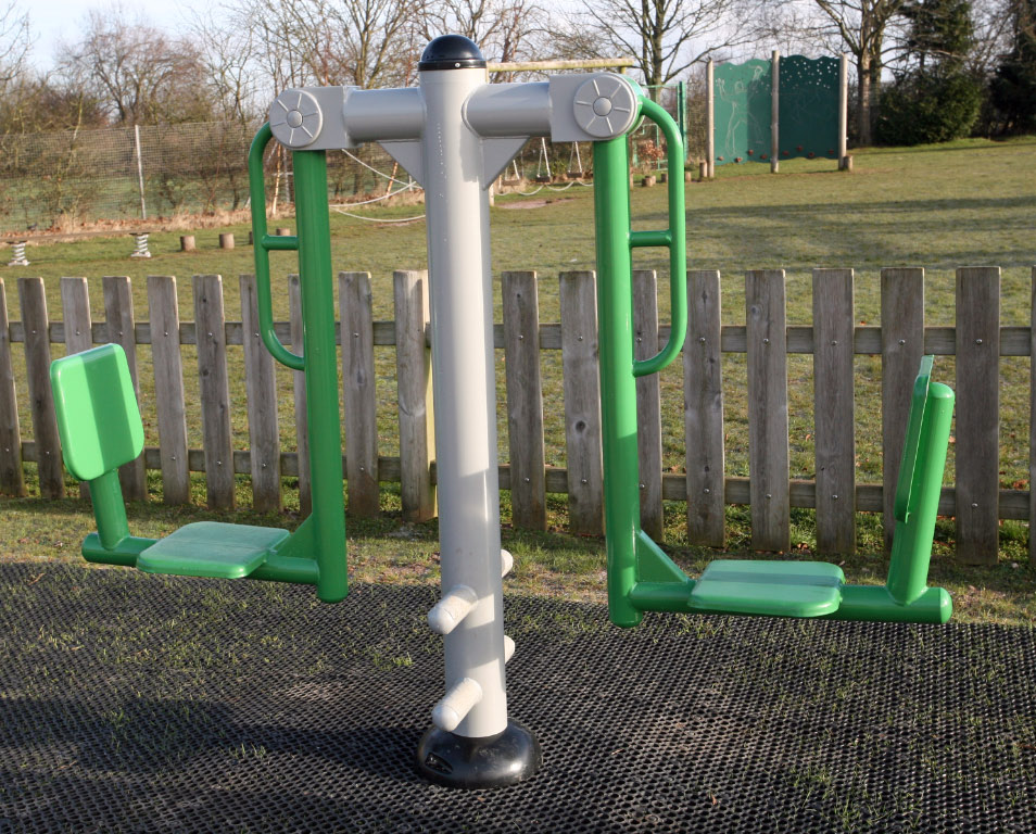 One of our items of gym equipment