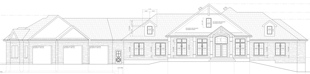 Previous Elevation Design