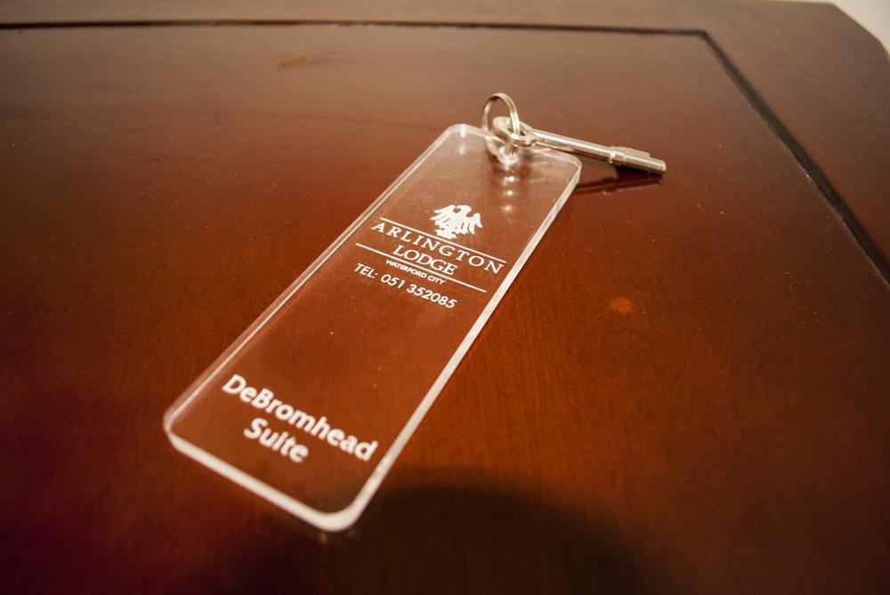 DeBromhead Suite Arlington Lodge Suites Waterford