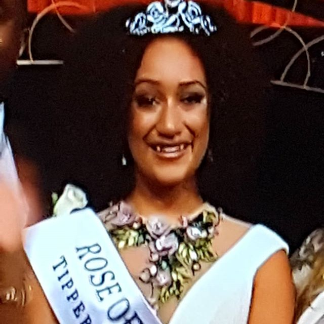 ARLINGTON LODGE SUITES CONGRATULATES WATERFORDS KIRSTEN MATE MAHER.... 2018 ROSE OF TRALEE🎉🎉🎉
