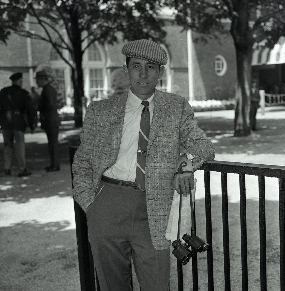 "Photo Credit: ""Keeneland Library Morgan Collection."""