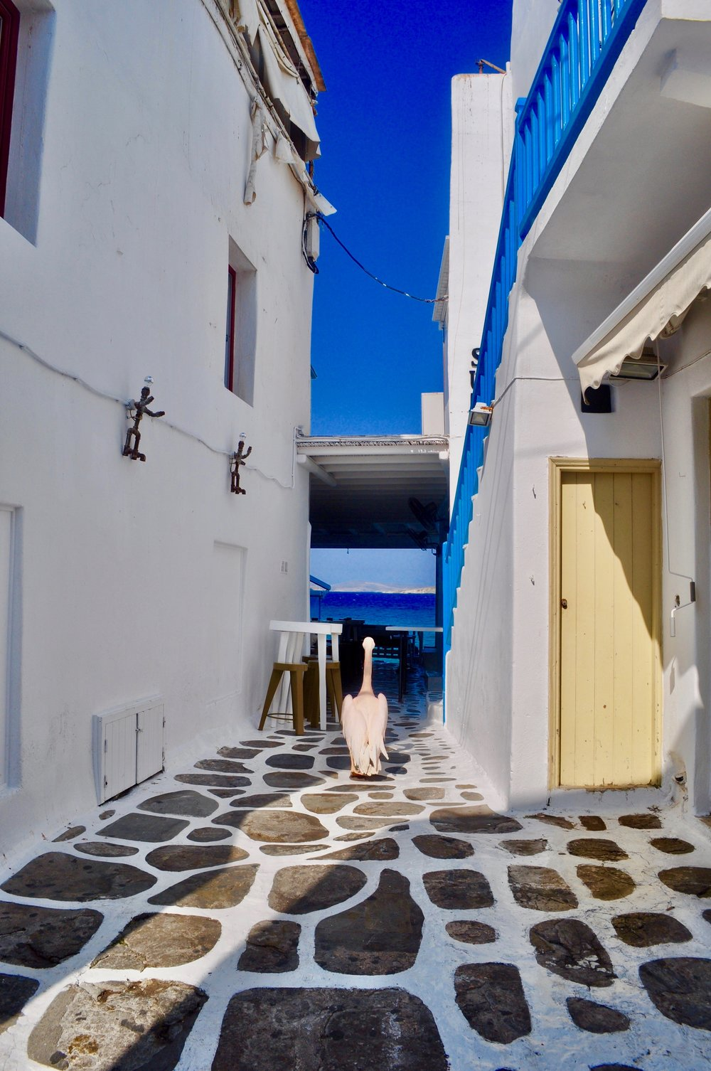 Half Day in the Stunning Mykonos Greece - A Happy Passport #mykonos #greece #travel