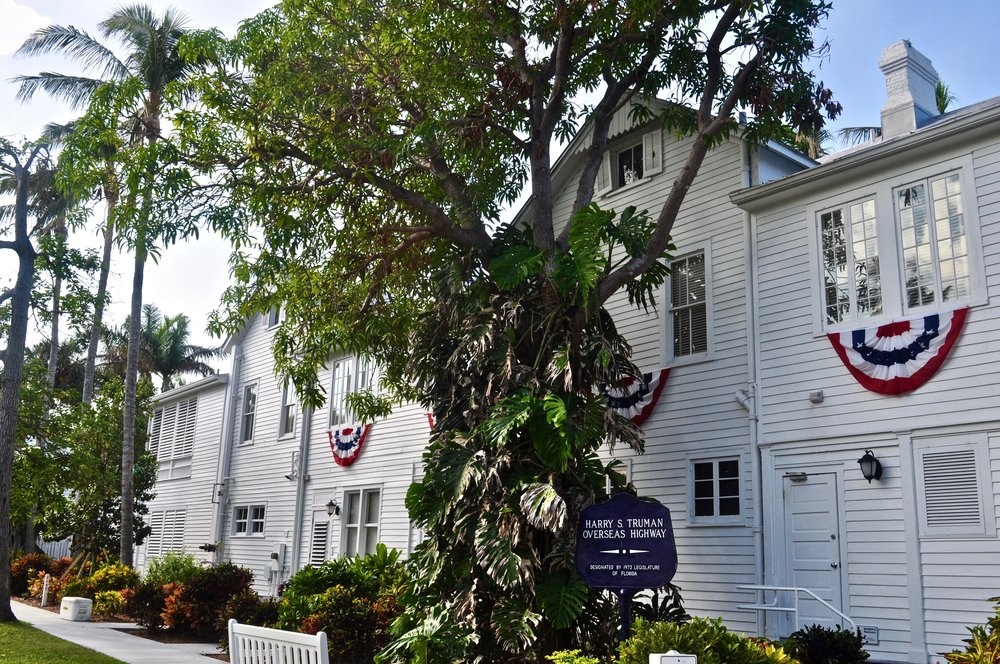 Self-Guided Walking Tour of Key West - A Happy Passport #keywest #florida #cruise #USA