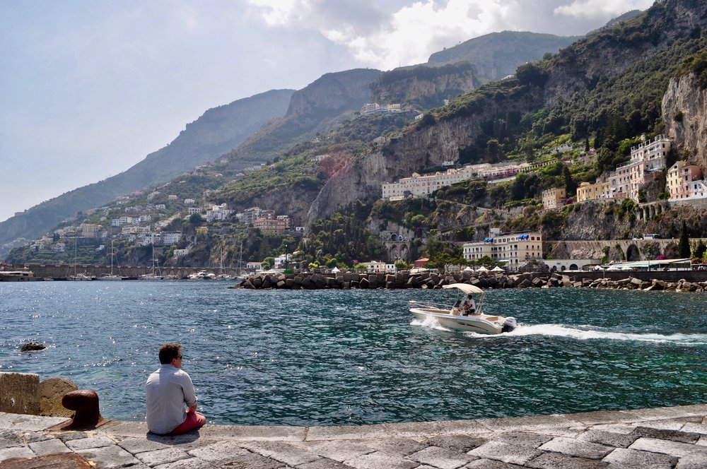 Exploring the Greek Isles on a Cruise - A Happy Passport #italy #amalfi #cruise