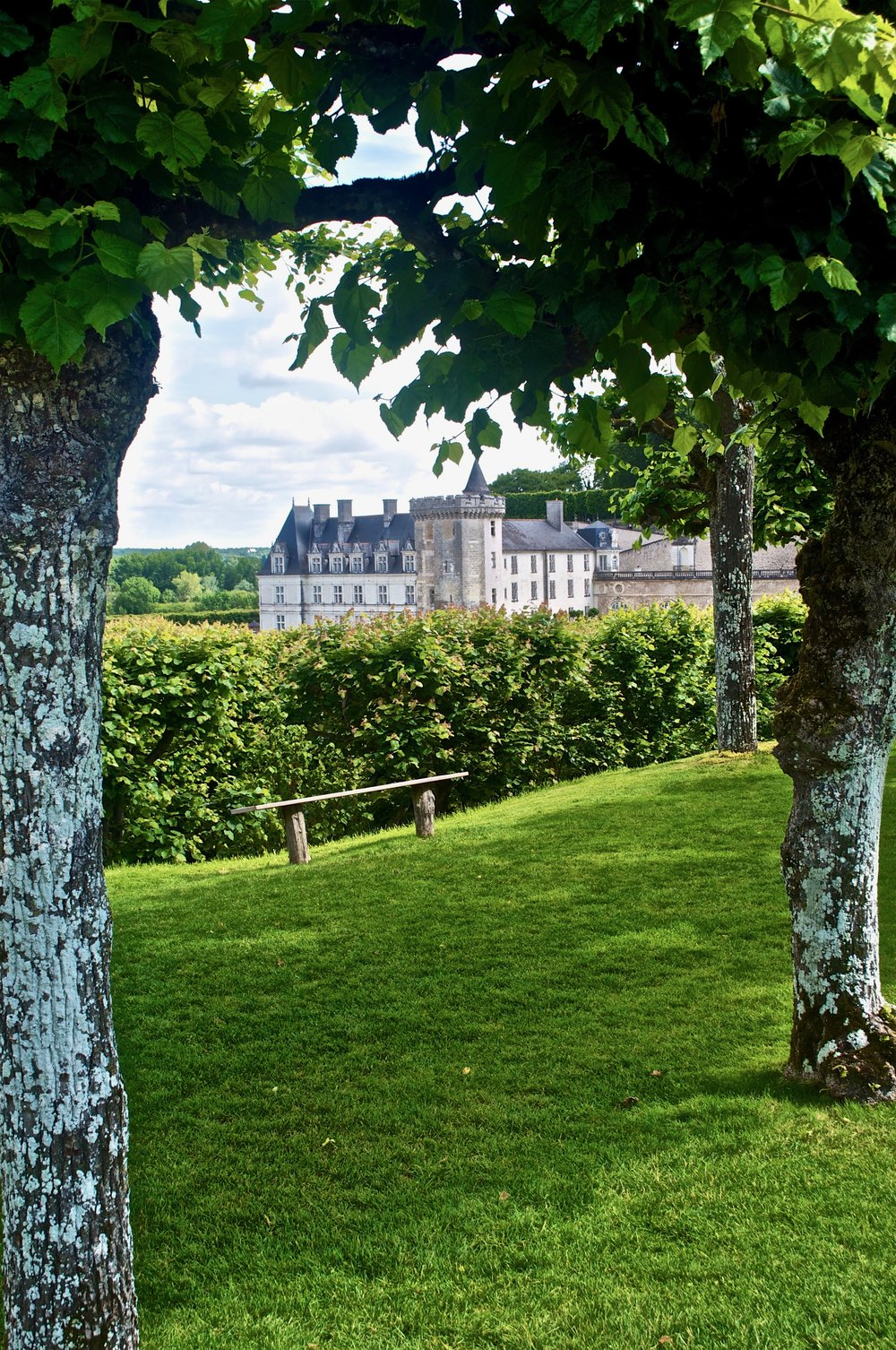 Villandry Chateau - 5 Most Magnificent Castles of the Loire Valley - A Happy Passport #chateau #castle #france #villandry