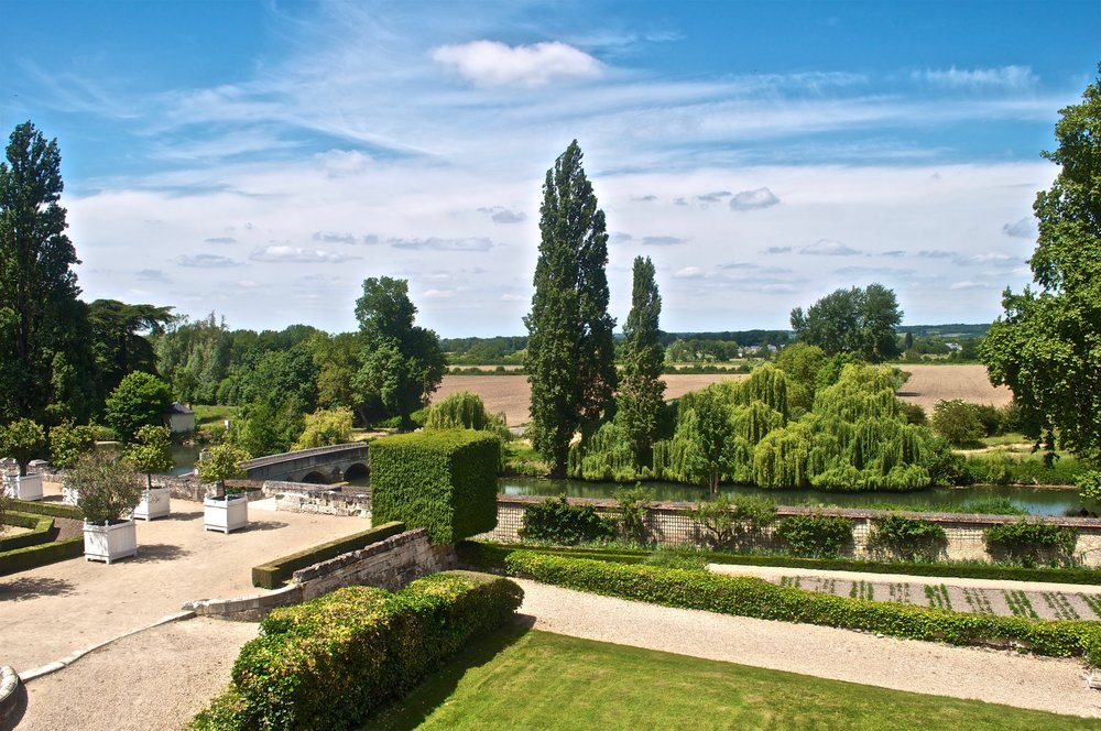 Usse Chateau - 5 Most Magnificent Castles of the Loire Valley - A Happy Passport #chateau #castle #france #usse
