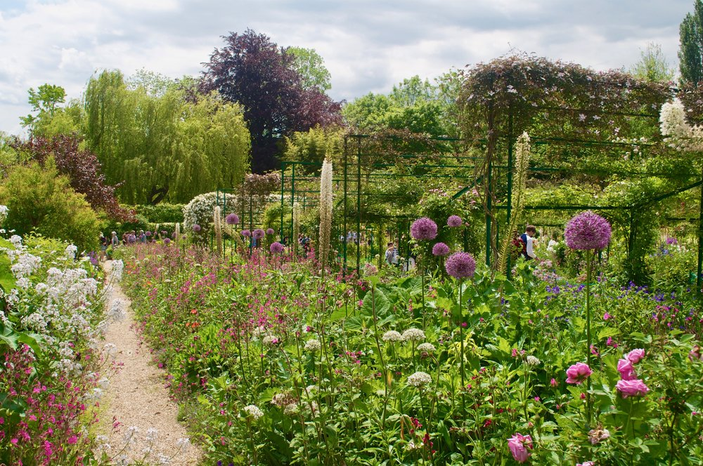 The Ultimate Northern France Itinerary - Giverny, Monet Gardens #monetgardens #giverny #france