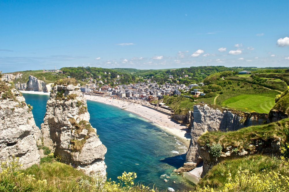 Etretat, France - Ultimate Northern France Itinerary - A Happy Passport