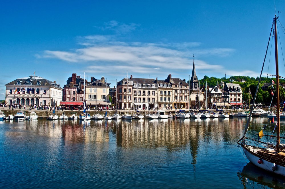 Honfleur, France - Ultimate Northern France Itinerary
