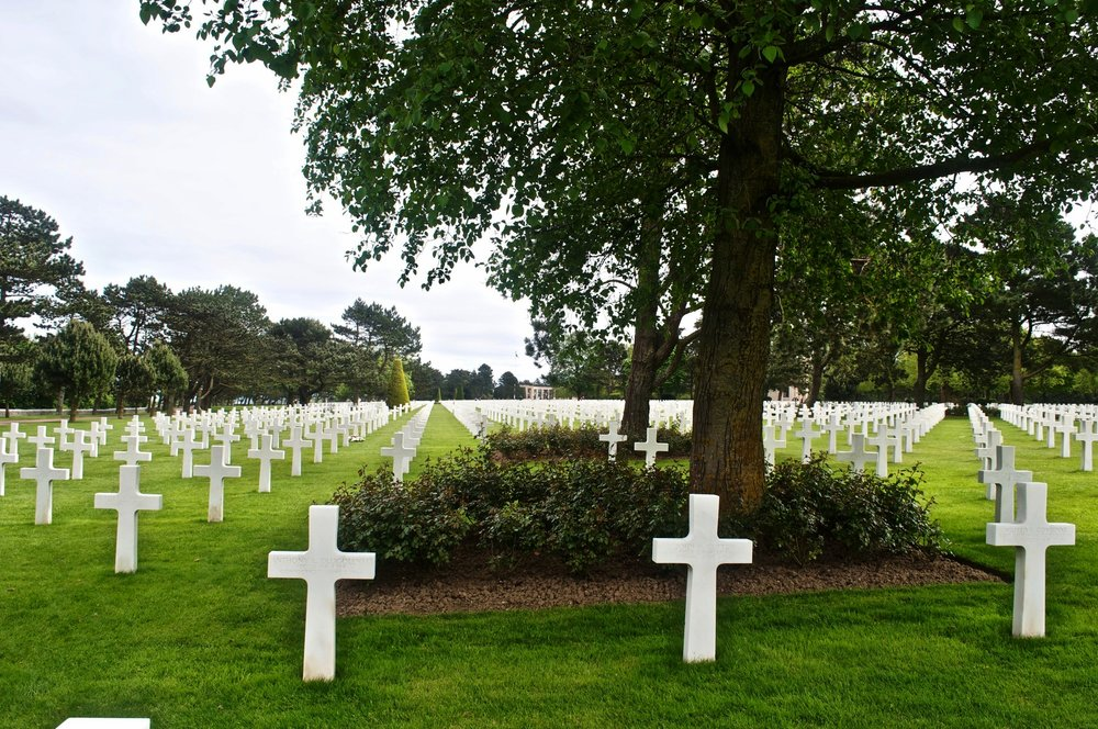 American Cemetery, Normandy, France - Ultimate Northern France Itinerary