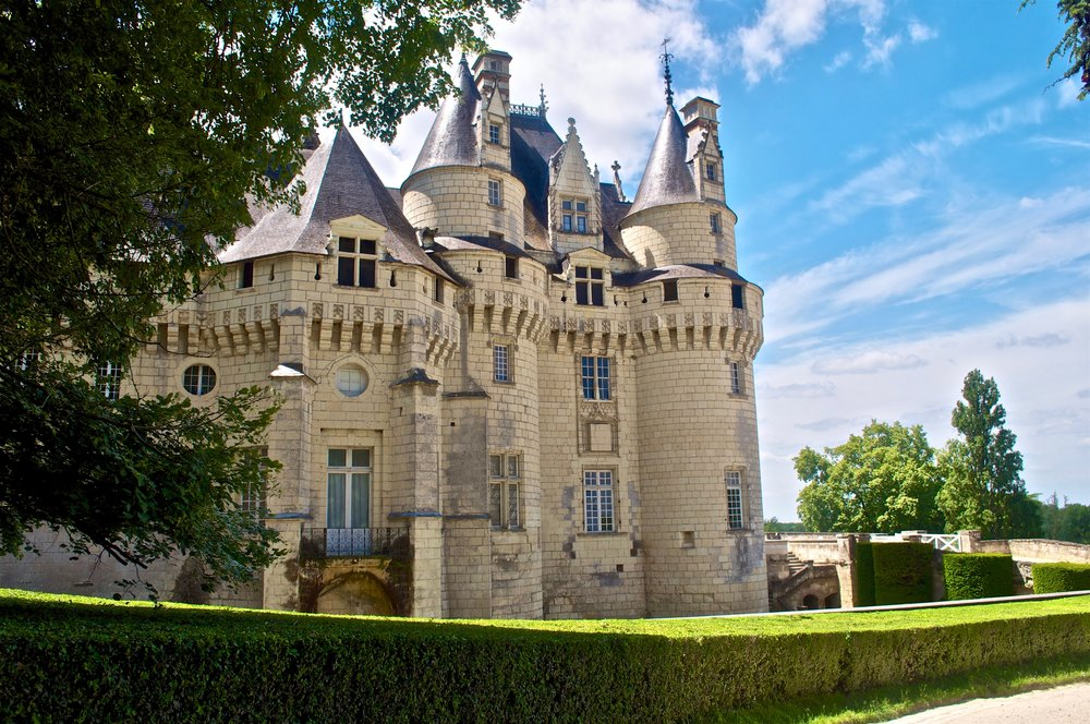 Chateau D'Usse, Loire Valley, France - Ultimate Northern France Itinerary