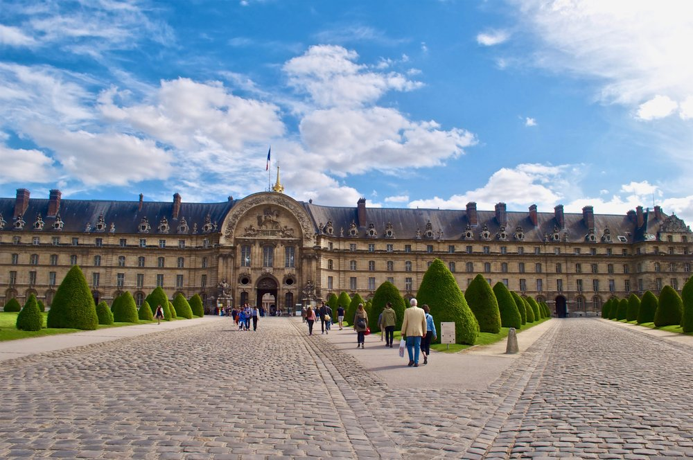 Army Museum, Musee de l'armée, Paris, France - The Ultimate Northern France Itinerary