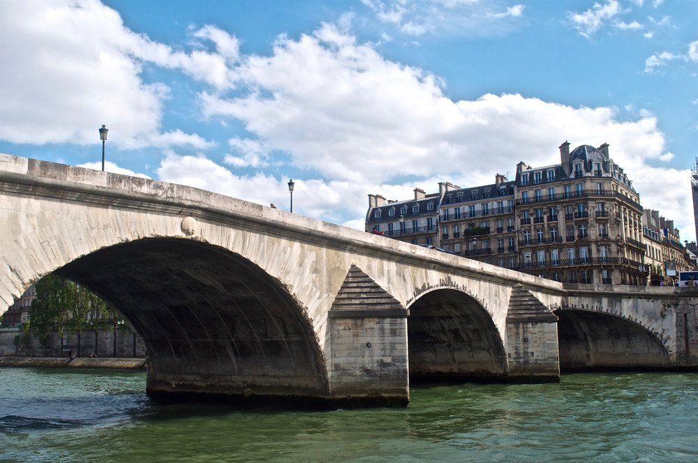River Boat Cruise View, Paris, France - The Ultimate Northern France Itinerary
