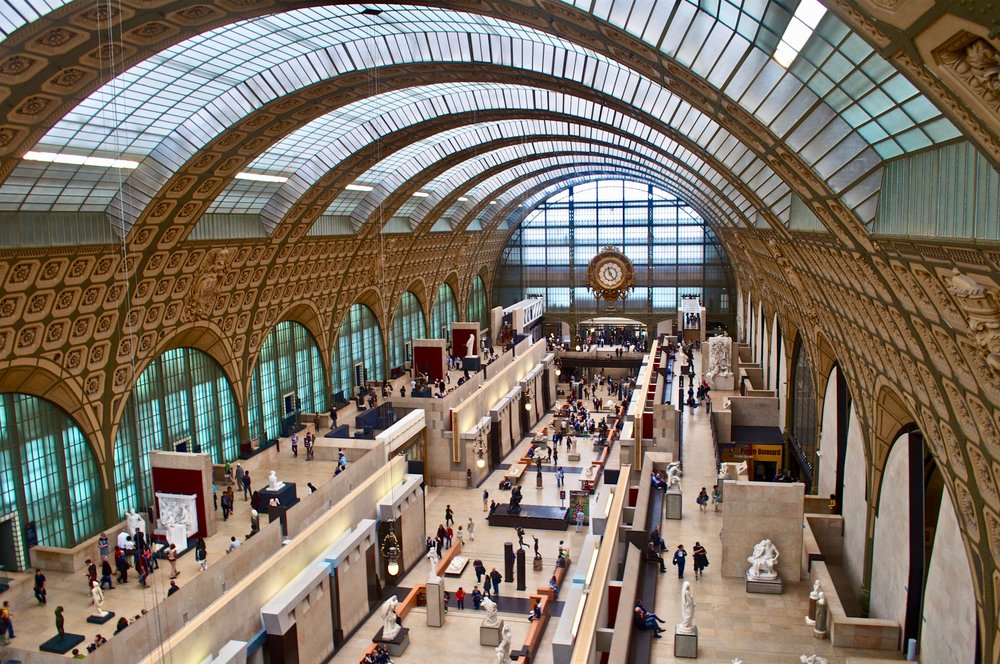 Musee D'Orsay, Paris, France - The Ultimate Northern France Itinerary