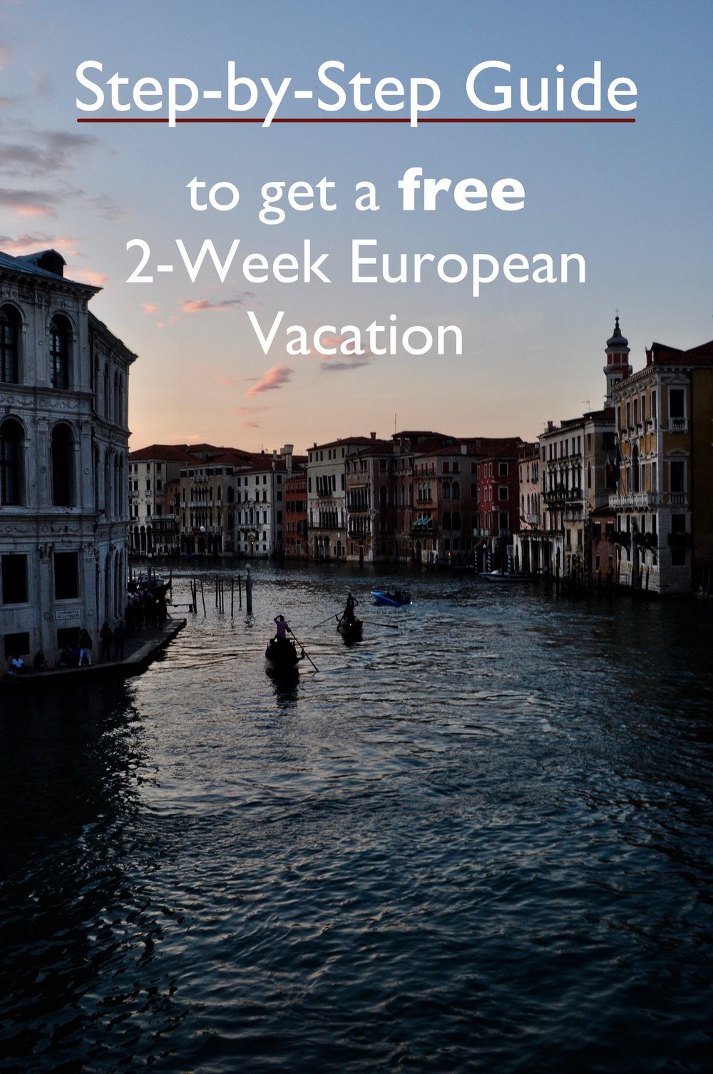 How to Use Credit Card Rewards for a Free Two Week European Vacation - A Happy Passport #creditcards #freetravel #travel #europe #churning
