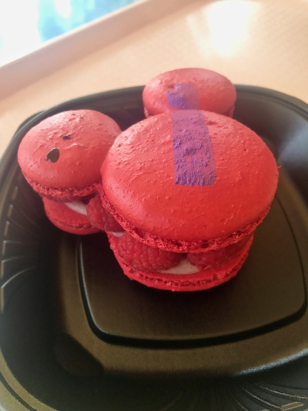 Mickey Macaron at Disney World - How to Make the Most of Disney Theme Parks as an Adult
