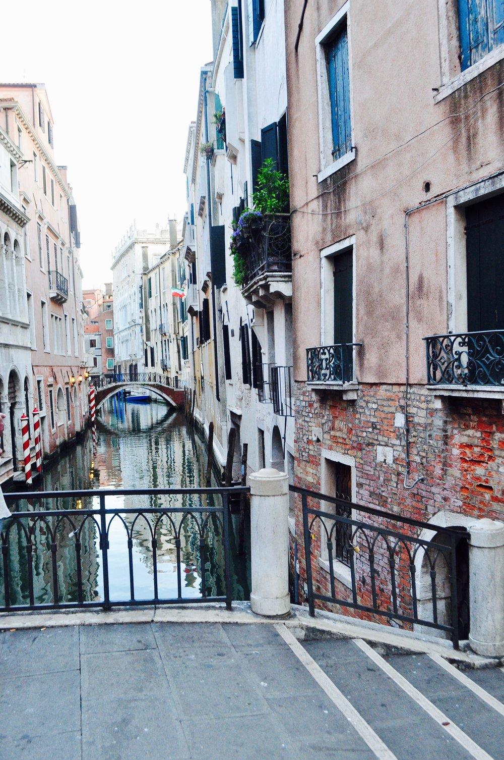 Bridges and Canals of Venice