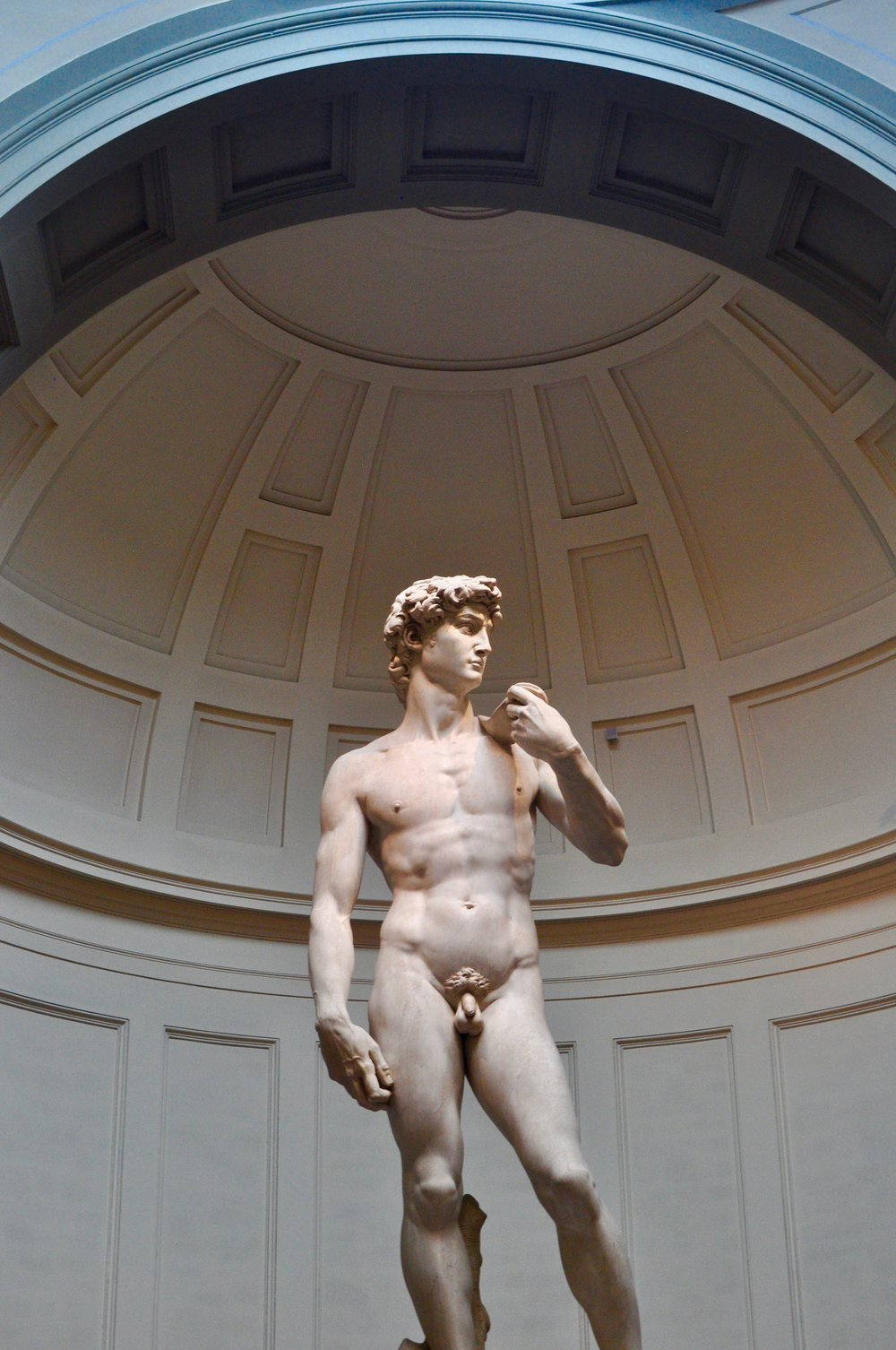David at Galleria dell'Accademia - The 10 Things you must do in Florence, Italy