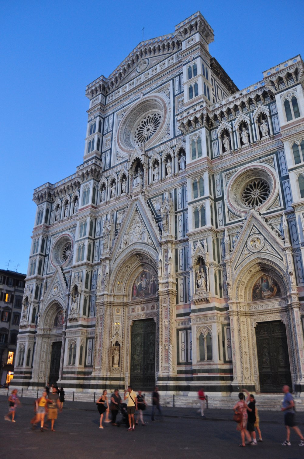 Duomo of Florence at Night - 10 Things You Must Do In Florence, Italy