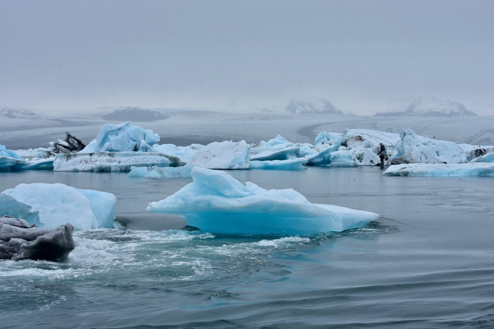 How Much Does it Cost to Go to Iceland? - Glacier Lagoon