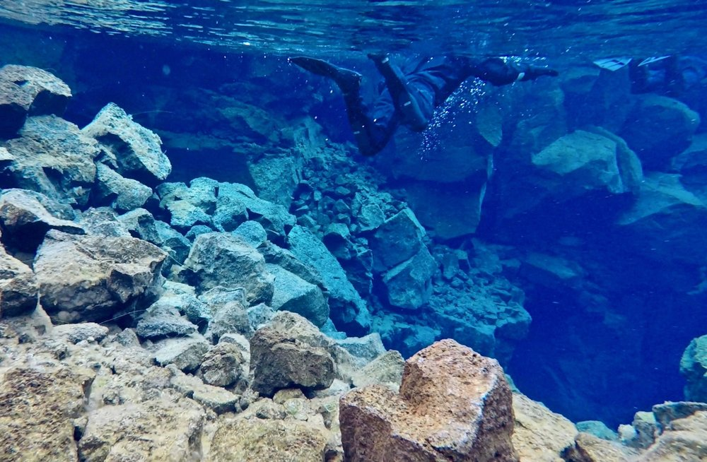 Snorkeling Silfra - How Much Does it Cost to Go to Iceland?