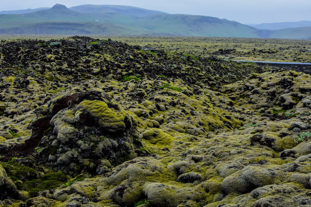 Eldhraun - Largest Lava Field in the World