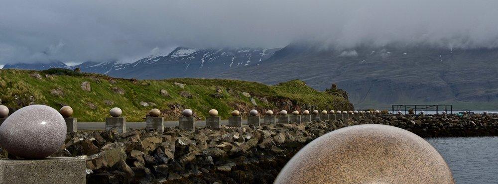 Eggin í Gleðivík in Djúpivogur