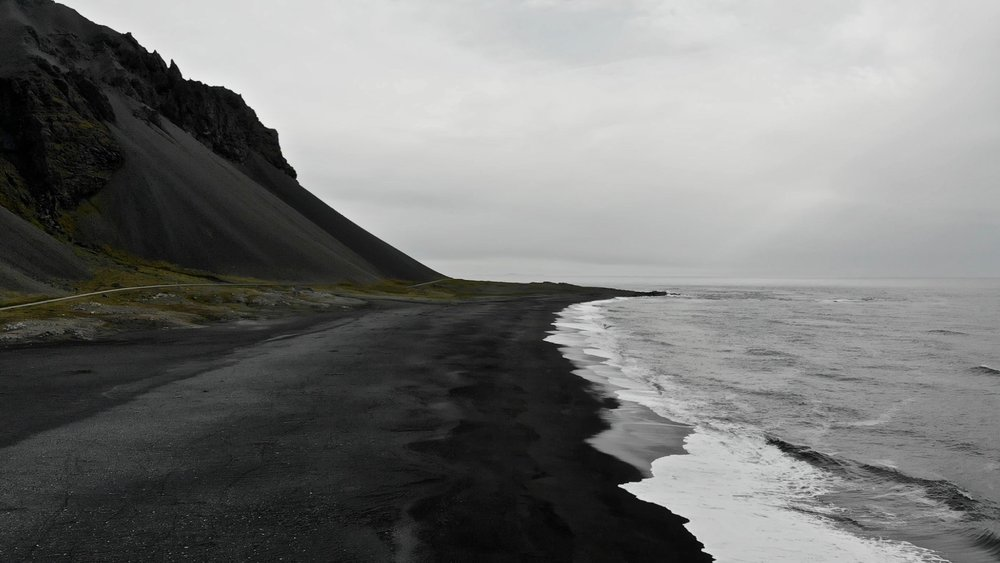 Black Sand Beach on East Iceland - Day 3 Driving the Ring Road in Iceland