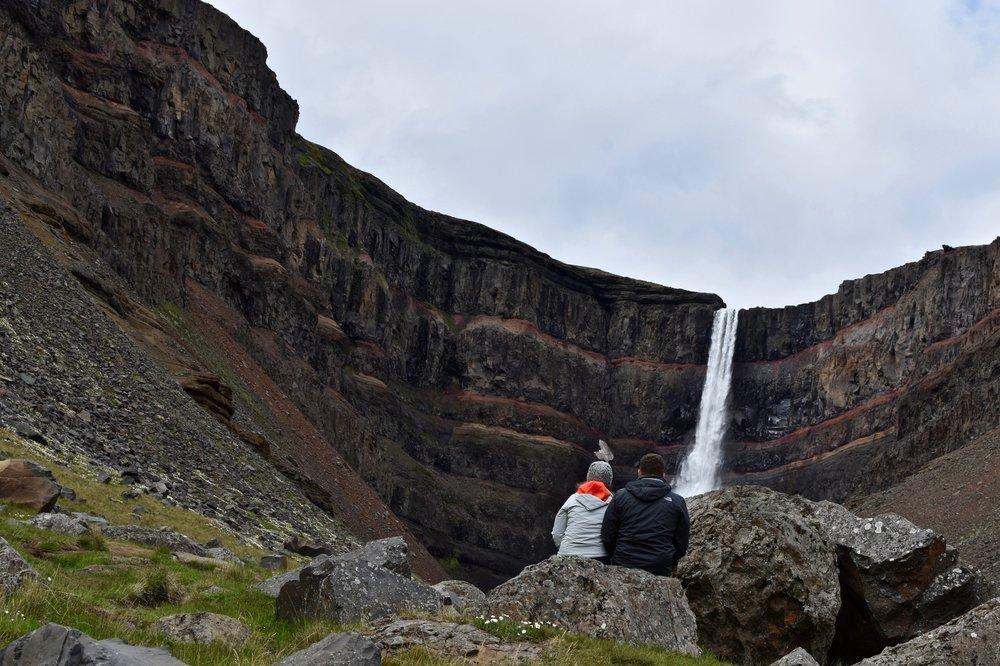 Hike to Hengifoss - East Iceland