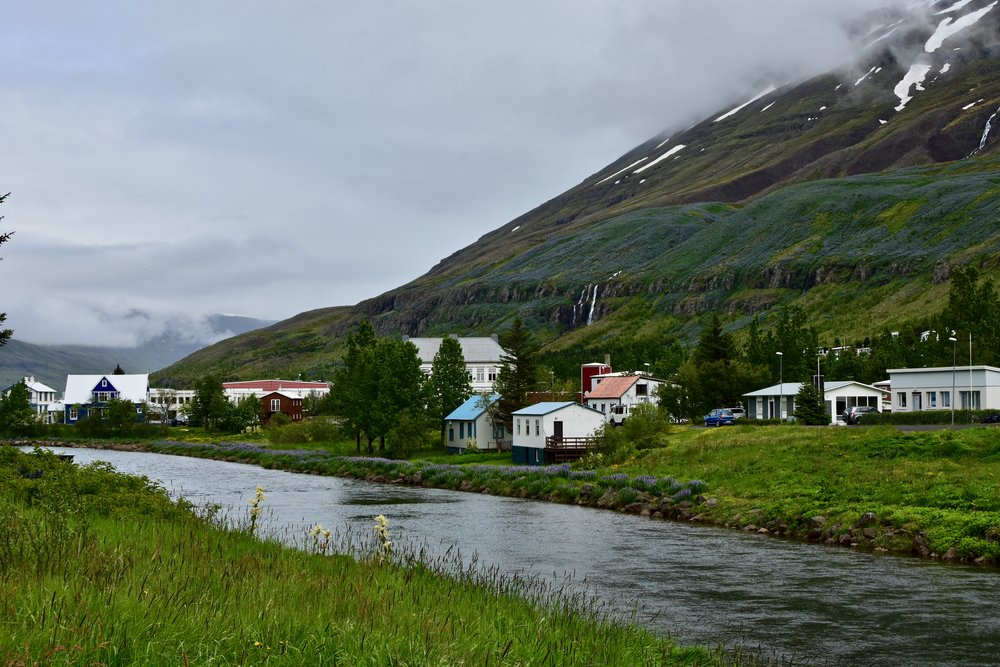 Seyðisfjörður - East Iceland