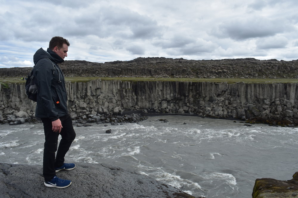 Carry-On Iceland Packing List for Summer | Men