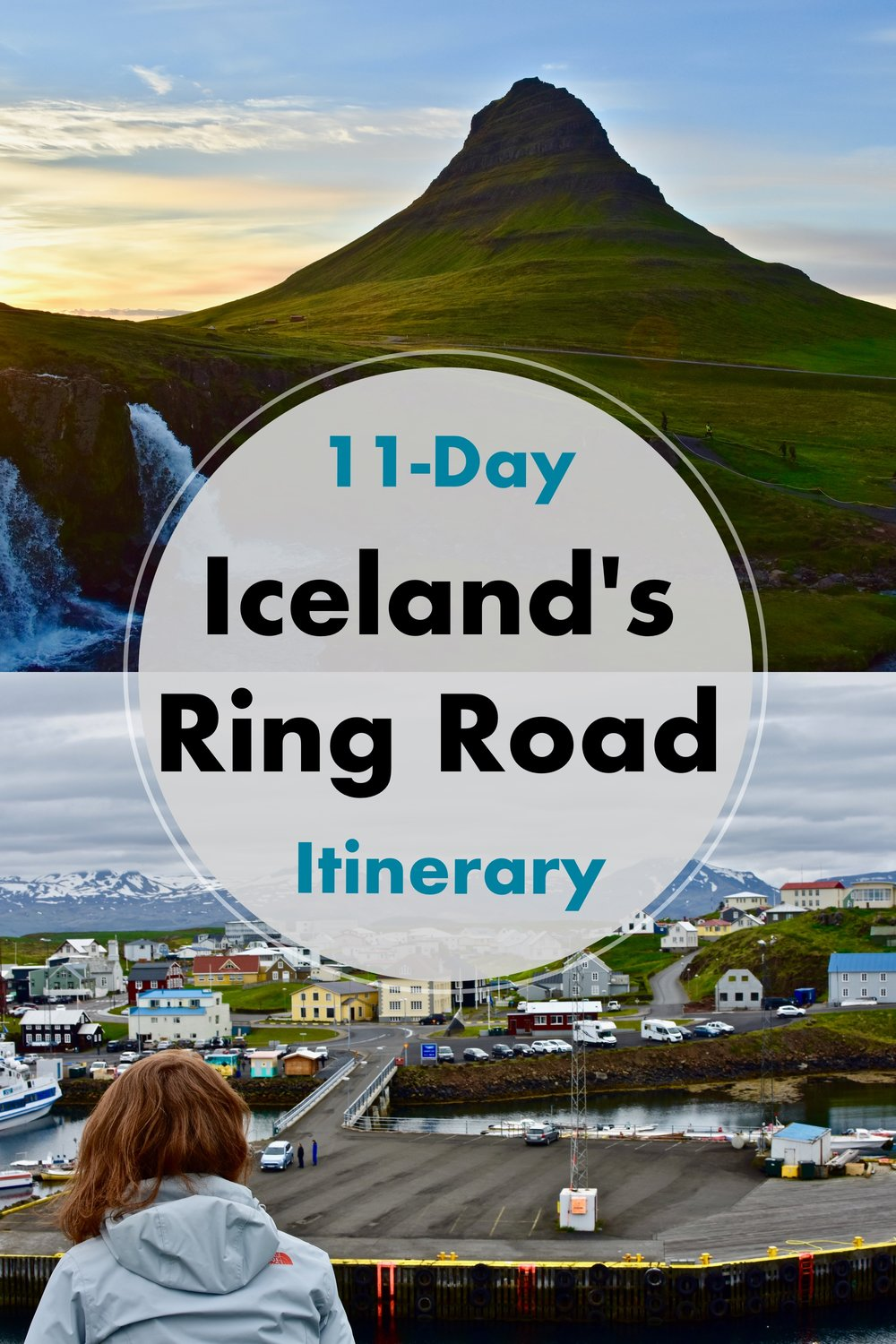 11-Days in Iceland   Complete Itinerary for the Ring Road.  We drove around the entire country of Iceland on the Ring Road. #Iceland #ringroad #itinerary #europe