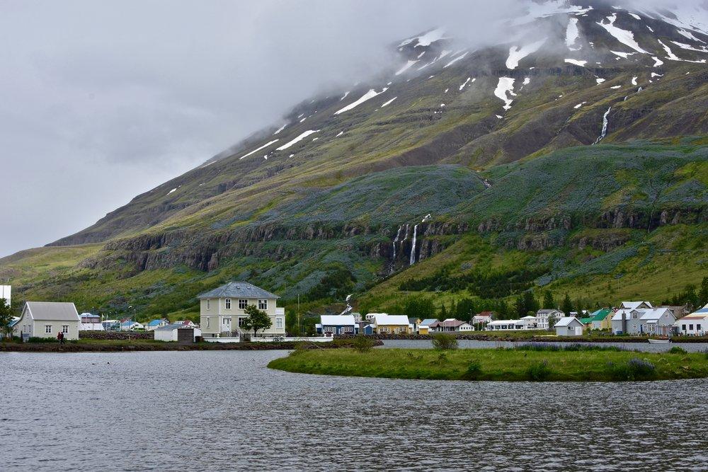 Village of Seyðisfjörður