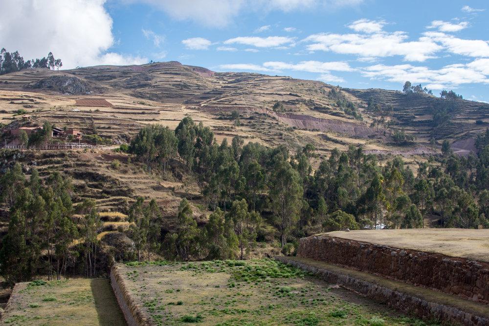 View from Chinchero
