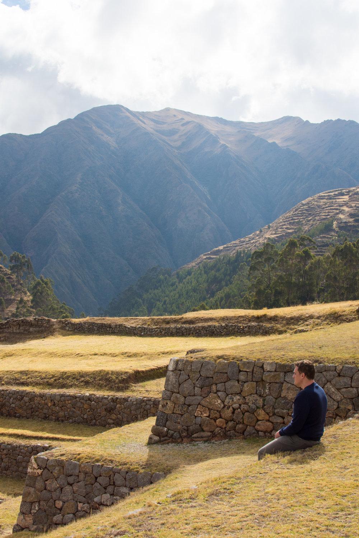 Ruins of Chinchero