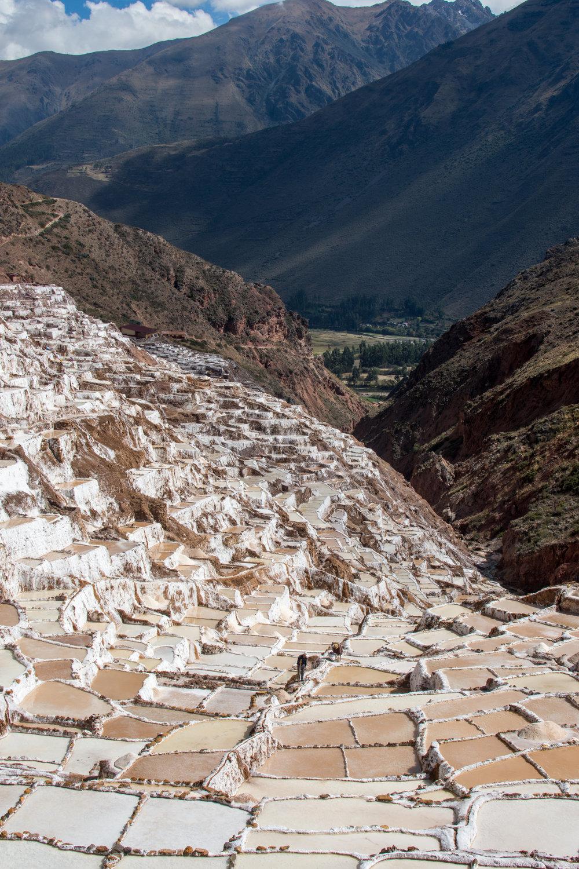 Maras Salt Mines – Salineras de Maras
