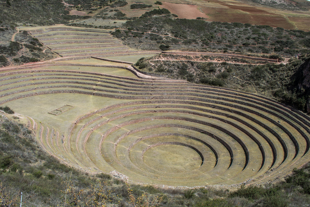 Moray Archeological Site